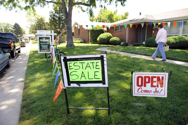 Liquidating an estate how to sell a lifetime of stuff